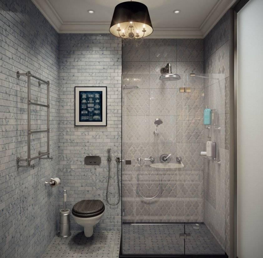Маленькая ванная комната 3 кв. метра: 51 фото с оригинальным дизайном интерьера
