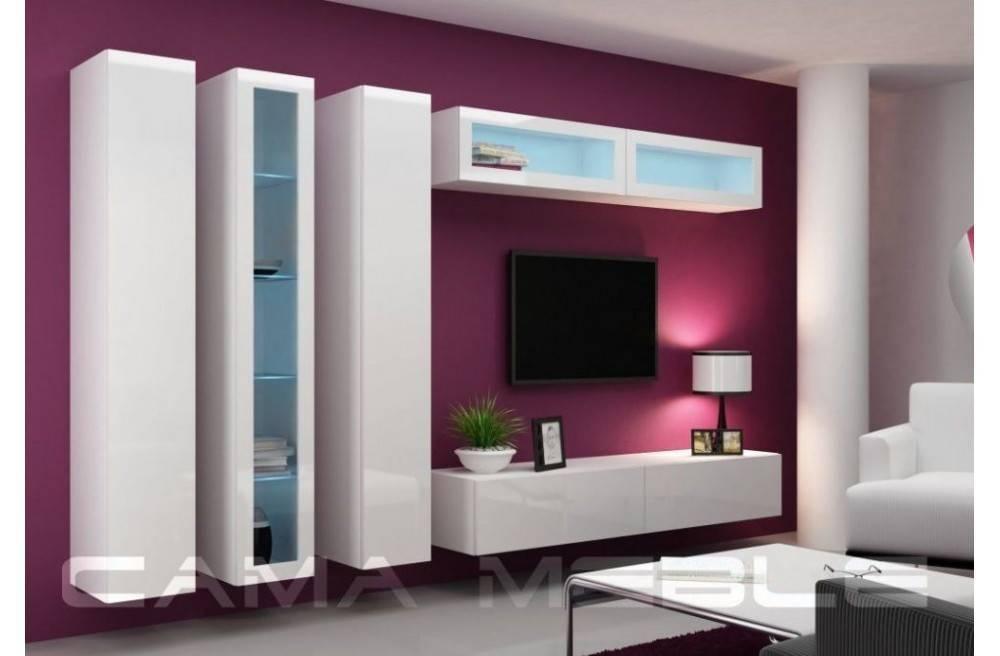 Современные стенки в гостиную