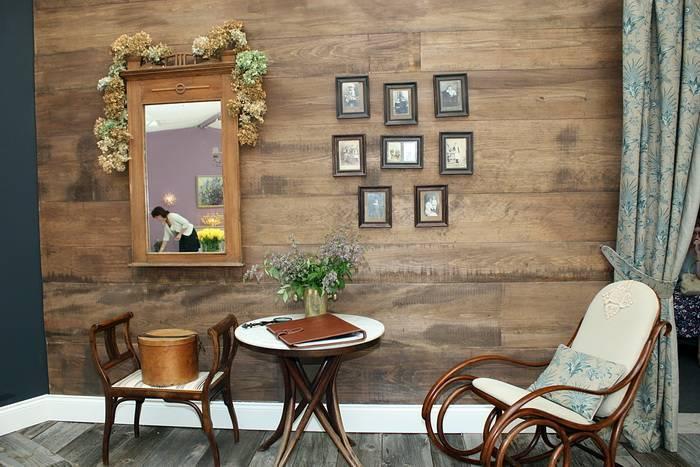 Старые доски в интерьере: выразительное окружение с винтажным характером - «декор» » «дизайна интерьера»
