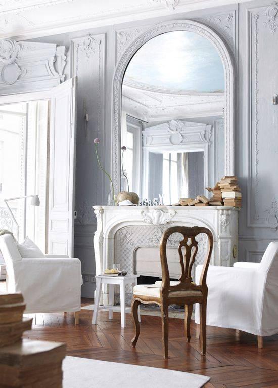 Признаки классического стиля интерьера