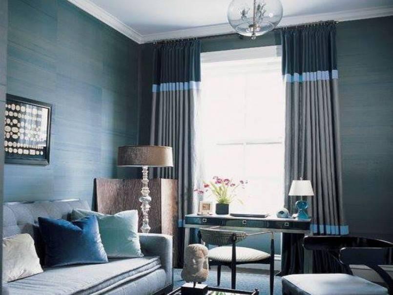 Подбираем шторы к белым обоям: 40 примеров с фото