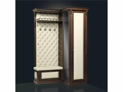 Примеры прихожих со шкафом-купе для коридора