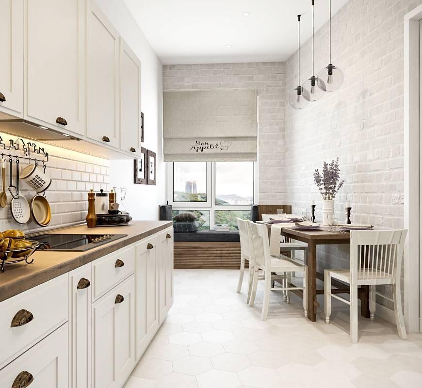 85 идей дизайна кухни в скандинавском стиле (фото)