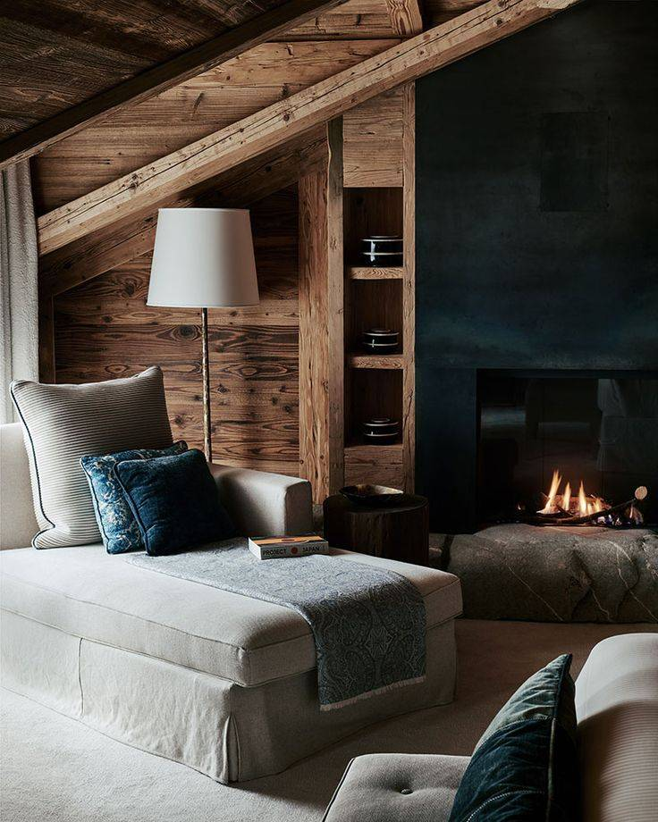 Спальня в стиле шале: фото интерьеров, идеи для оформления и дизайна » интер-ер.ру