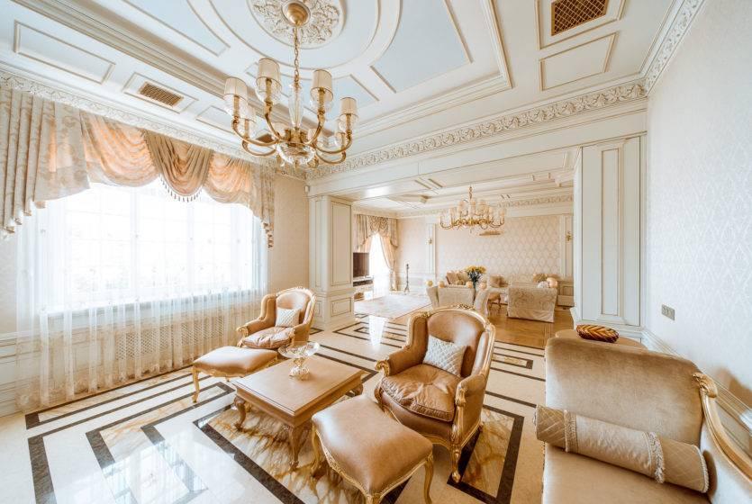 Стили дизайна в интерьере квартиры. краткое описание стилей с фото