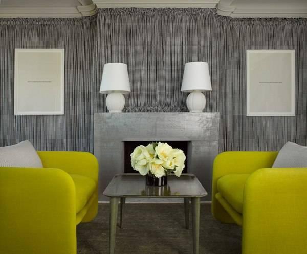 Гостиная в серых тонах: сочетания, советы по оформлению, примеры в интерьере