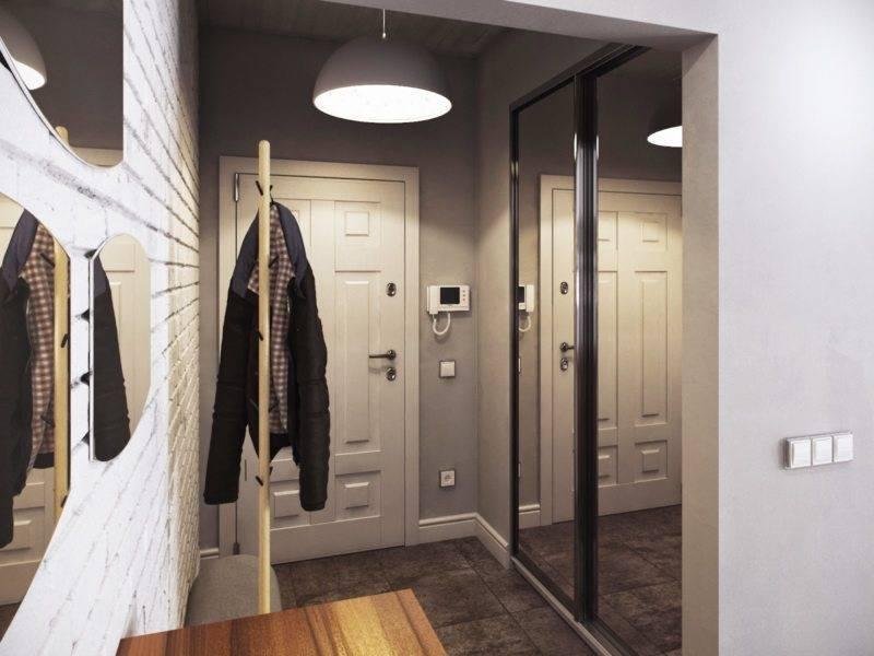 Дизайн коридора в квартире: современные идеи прихожей