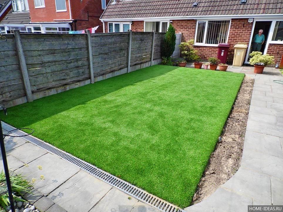 Как выбрать качественную и красивую искусственную траву?
