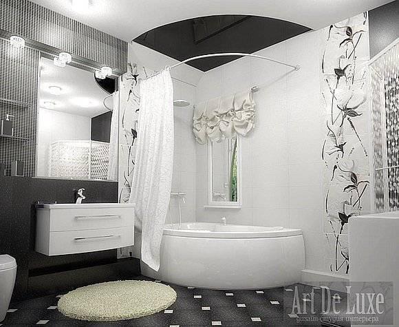 Серая ванная: 115 фото красивых сочетаний и элегантных идей украшения серой ванной комнаты