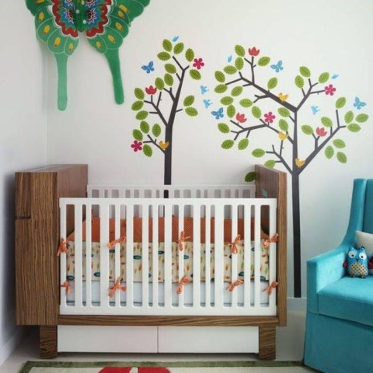Декор детской комнаты (130 фото + видео) - эксклюзивные решения по созданию необычного дизайна в детской для мальчика и девочки