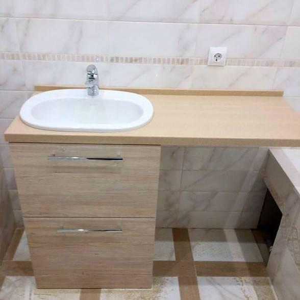 Выбираем удобную тумбу под раковину в ванной: 47 дизайнерских идей