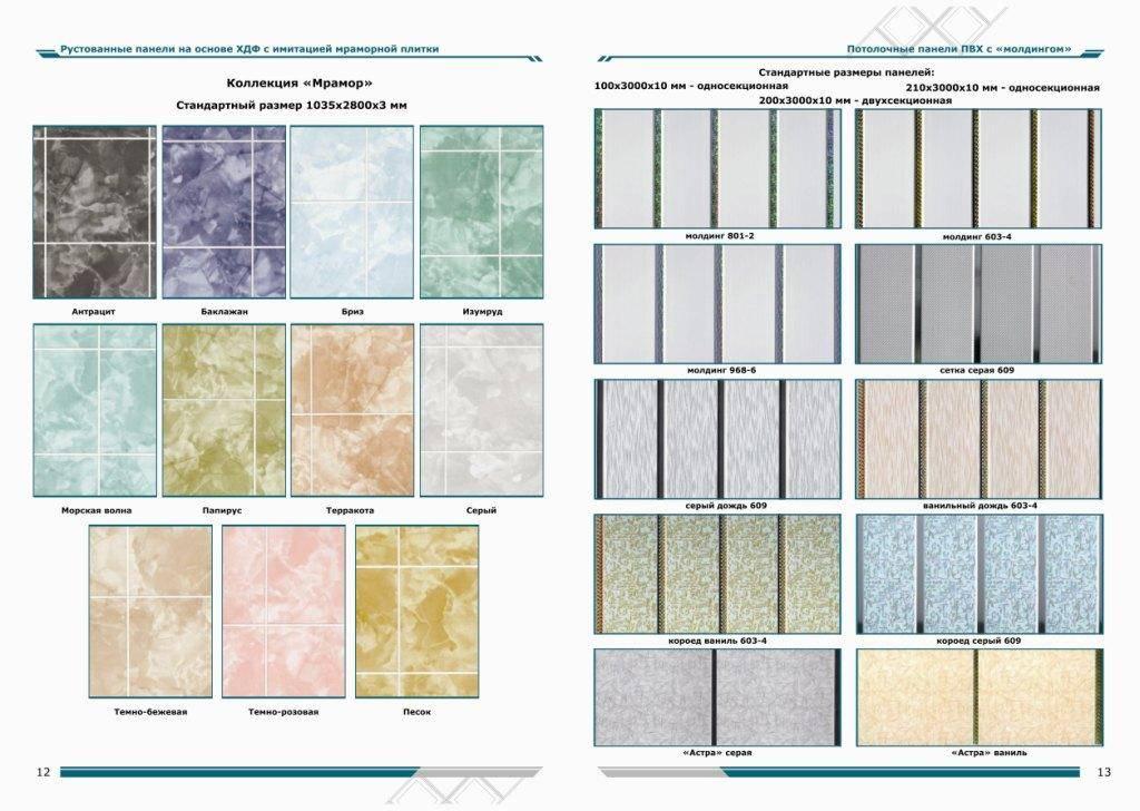 Как рассчитать пвх: количество панелей - ремонт и дизайн