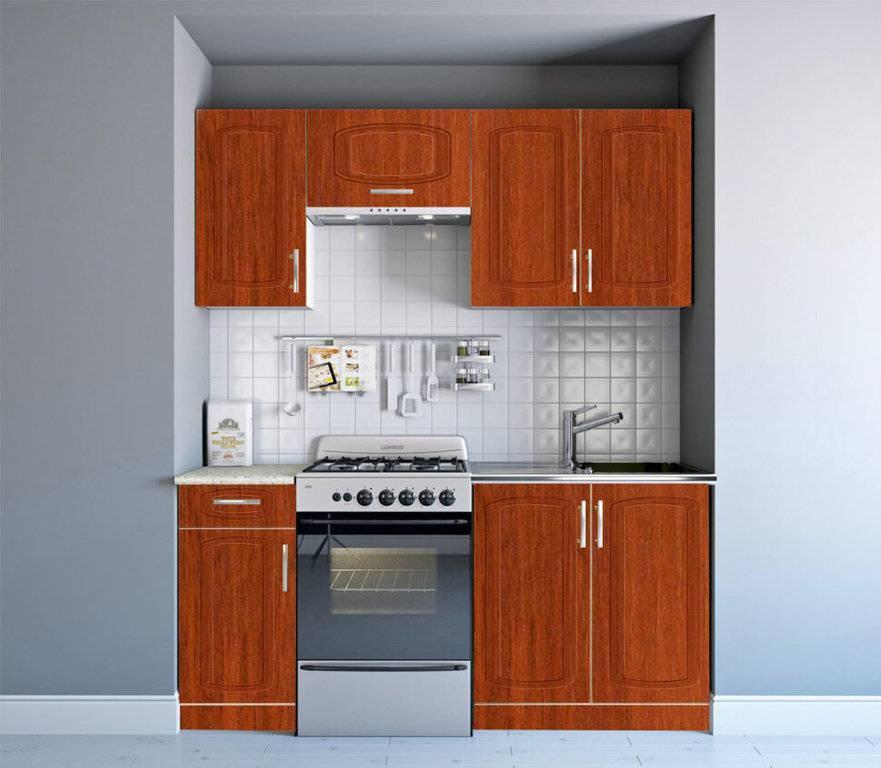 Как выбрать кухонный гарнитур для маленькой кухни, 100 +фото