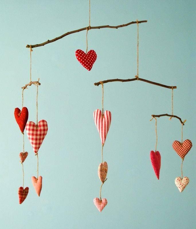 Идеи надень святого валентина пооформлению праздничного интерьера— 39 фото