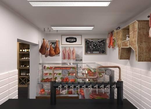 Дизайн магазина продуктов: фото примеры проектов - «нежилые помещения» » «дизайна интерьера»