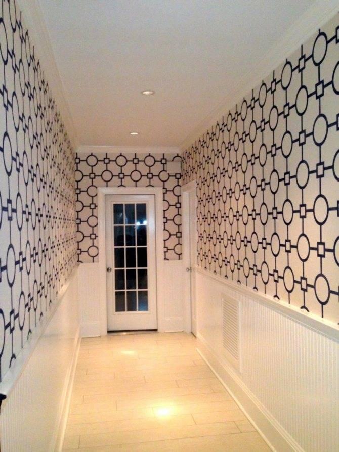 Тонкости оформления стен в прихожей: какие выбрать обои, ориентируясь на особенности интерьера
