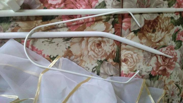 Крепление балдахина к детской кроватке своими руками