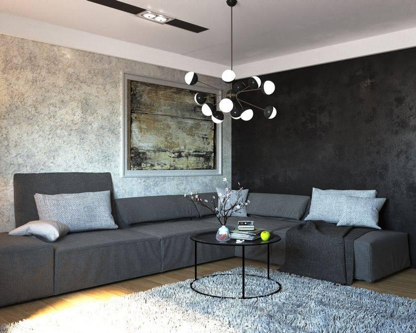 Дизайн холостяцкой квартиры: топ-100 фото необычного интерьера