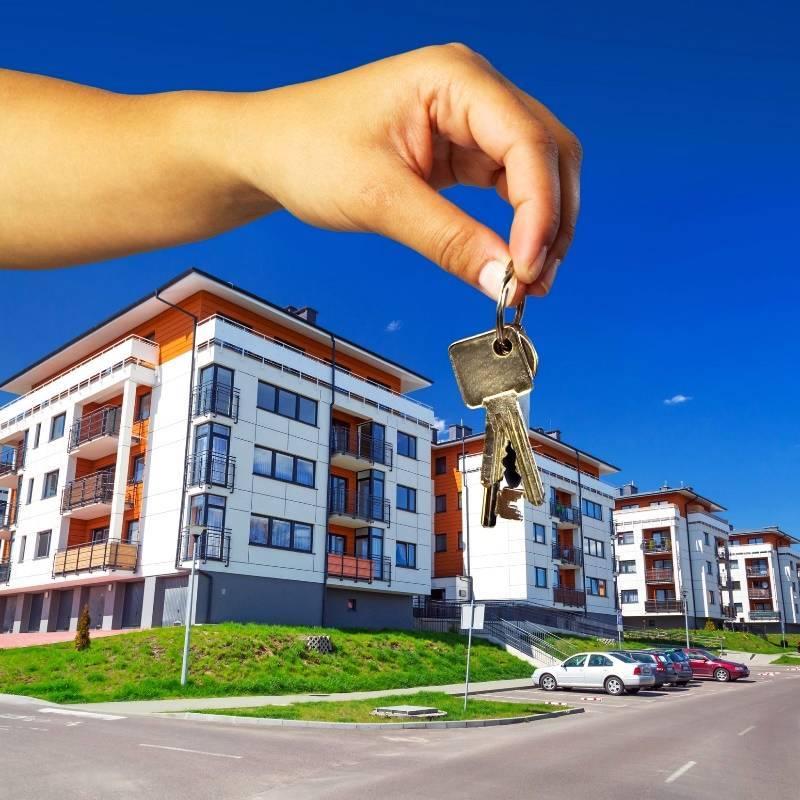Получил ключи от квартиры в новостройке: что дальше. страхование квартиры по ипотеке
