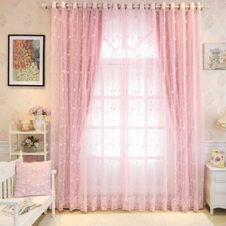 Короткие шторы в детской – 45 фото, обзор фасонов и тканей