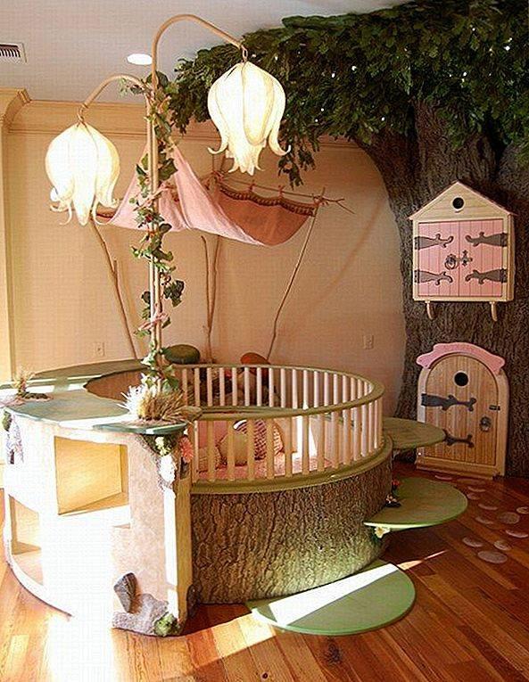 Двухъярусные кровати для детей и малышей