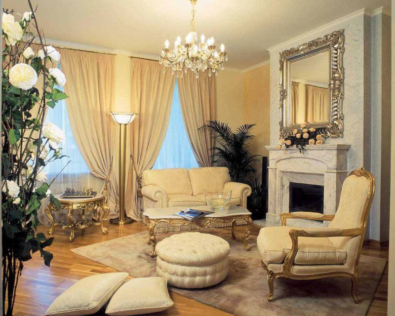 Мебель для гостиной в классическом стиле(78 фото): светлая мебель для зала в стилях «классика» и «неоклассика»