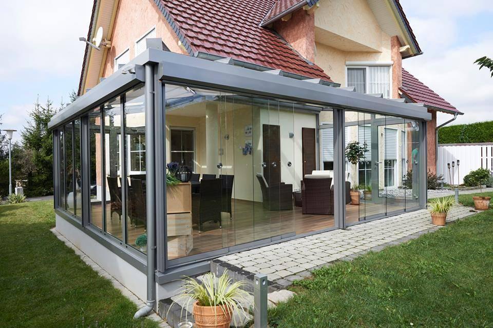 Остекленные веранды и террасы к дому: 100 лучших идей особенности и разновидности конструкций