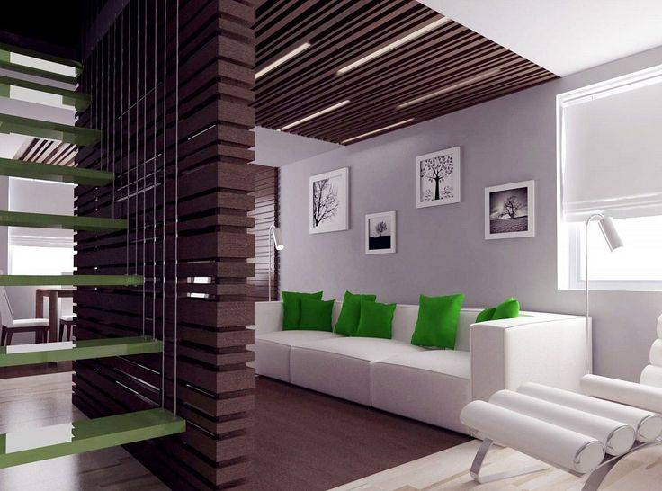 Дизайн однокомнатной квартиры 30 кв.м на примере современных проектов
