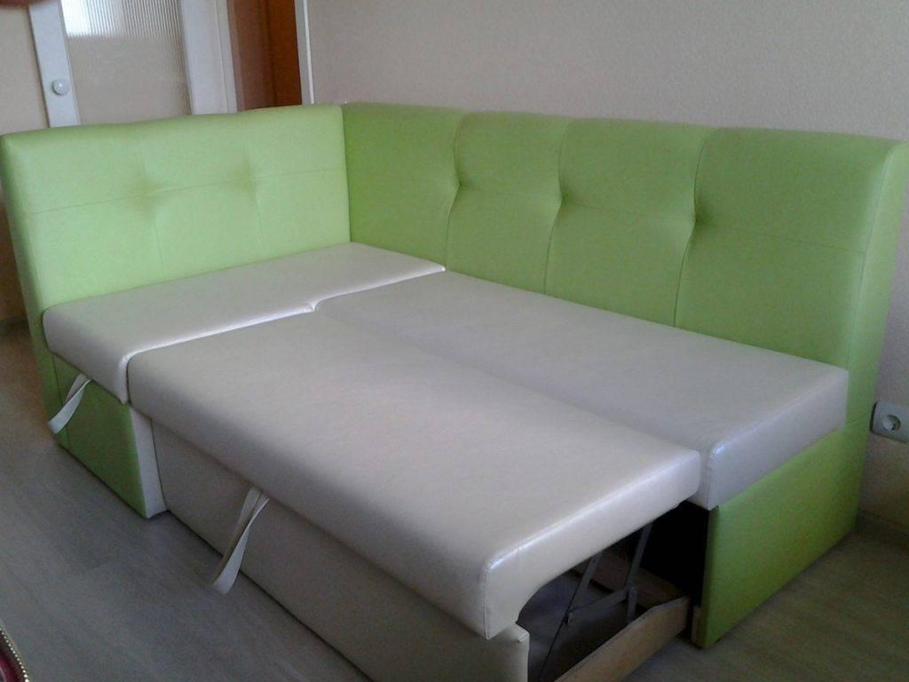 Как создать уют в маленькой кухне: обзор мягкой мебели