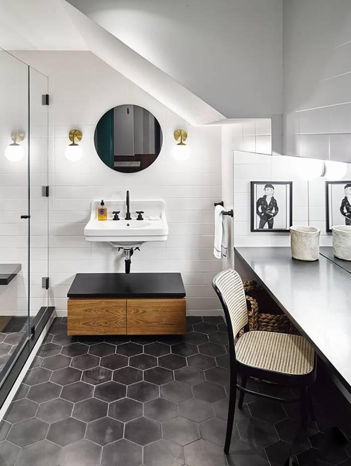 Интерьер ванной — 120 фото идей дизайна и правила оформления современной ванной комнаты