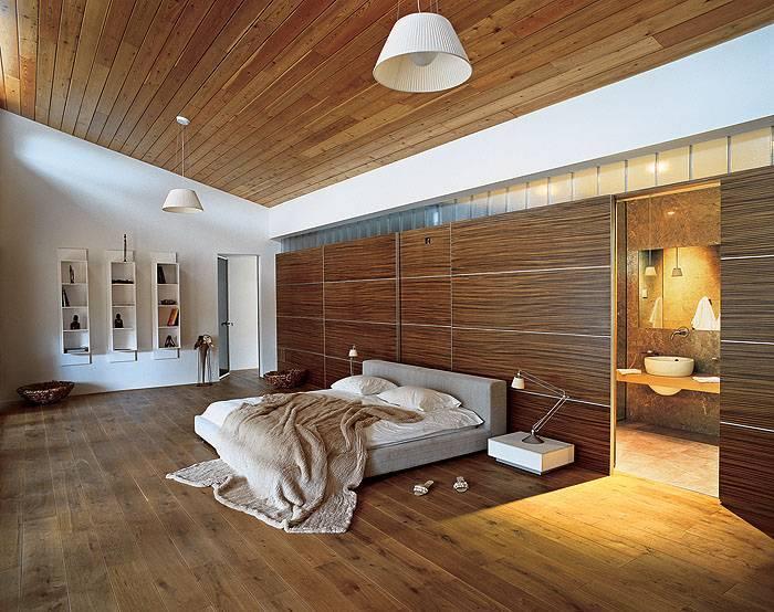 Как оформить интерьер спальни просто и со вкусом?