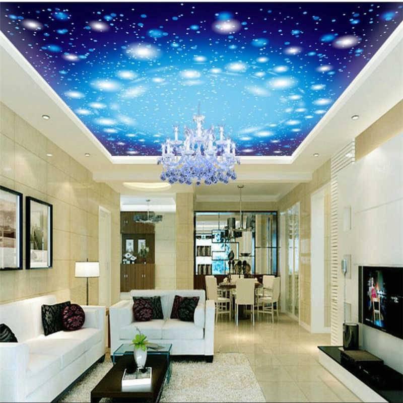 Оформление потолков в квартире: интересные идеи