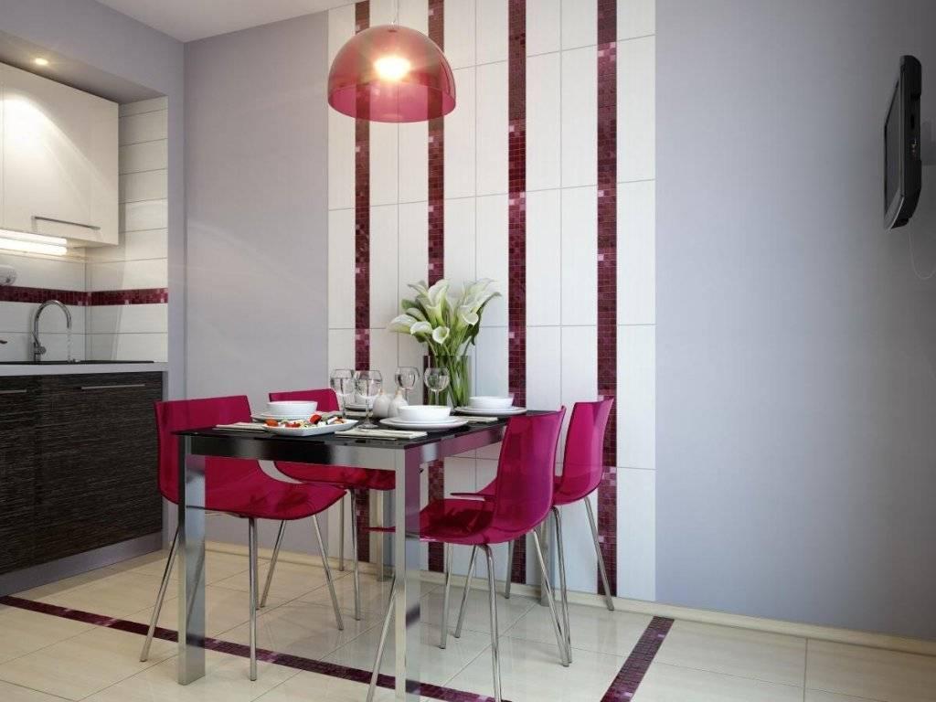 Каким должен быть дизайн прямоугольной кухни