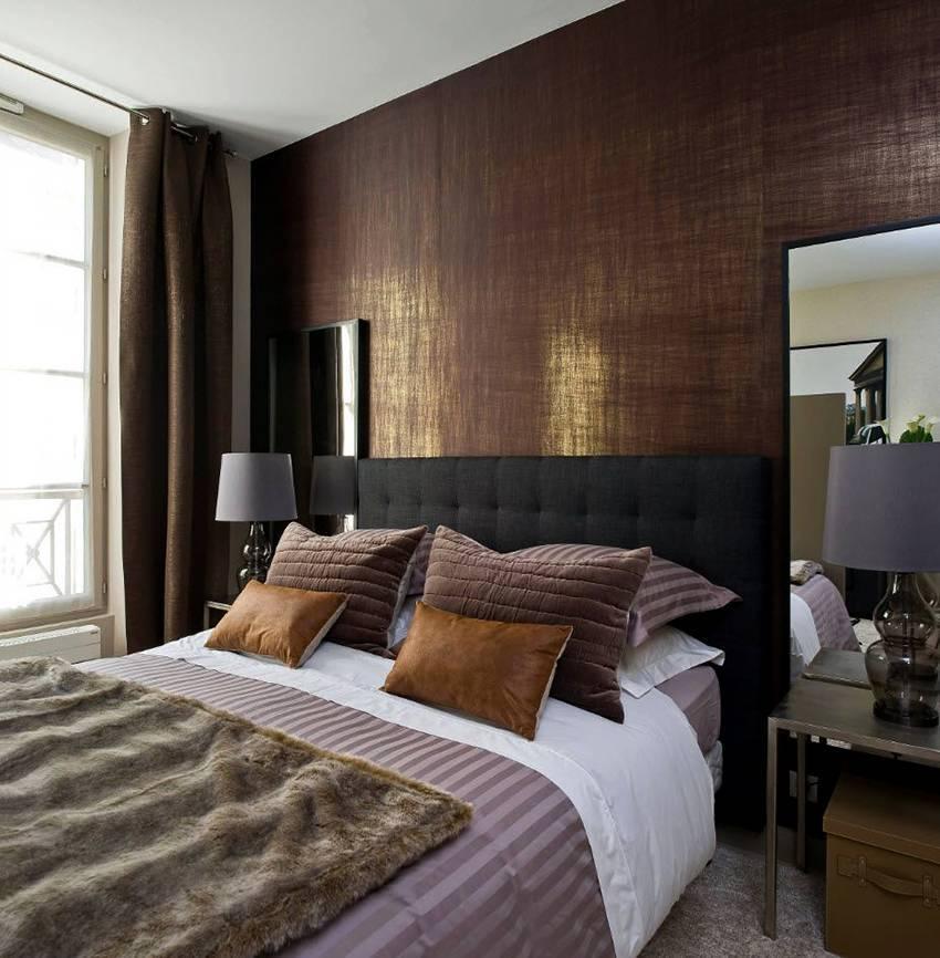 Сиреневая спальня 115 фото красивого оформления дизайна спальни в сиреневых тонах