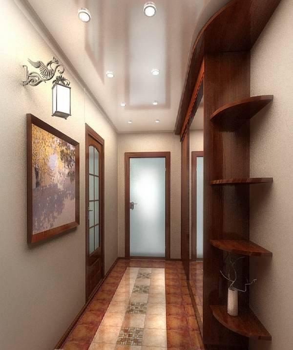 Дизайн маленькой прихожей (65 фото): оформление интерьера коридора в квартире по реальным размерам