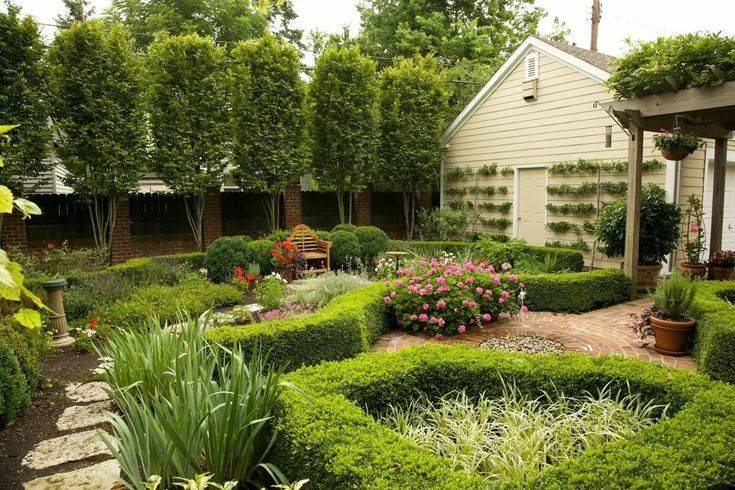 Подборка интересных идей для садов и огородов
