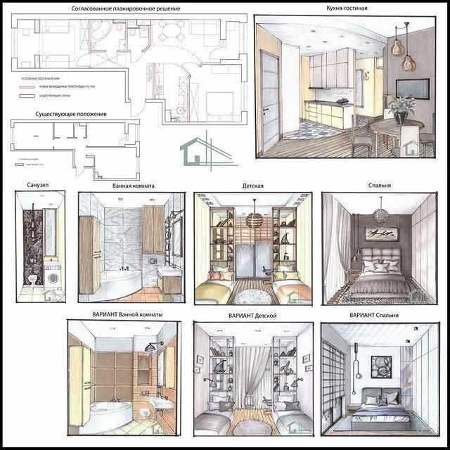 Г-образная кухня в дизайне интерьера: варианты расположения гарнитура