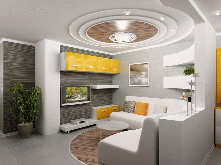 Потолки из гипсокартона для спальни — лучшие идеи по оформлению дизайна (140 фото)