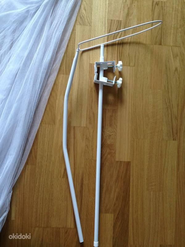 Способы сборки и крепления балдахина на детскую кроватку