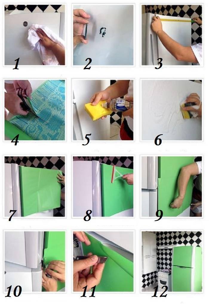 Как клеить самоклеющуюся пленку на мебель? - домашний уют от agrostroy2.ru