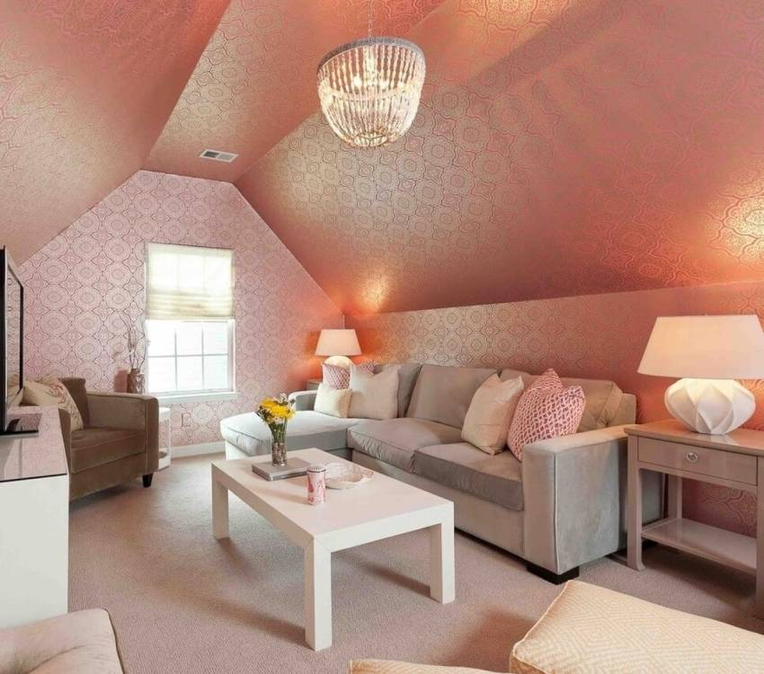 Дизайн мансардного этажа: как объединить стиль и практичность – советы по ремонту