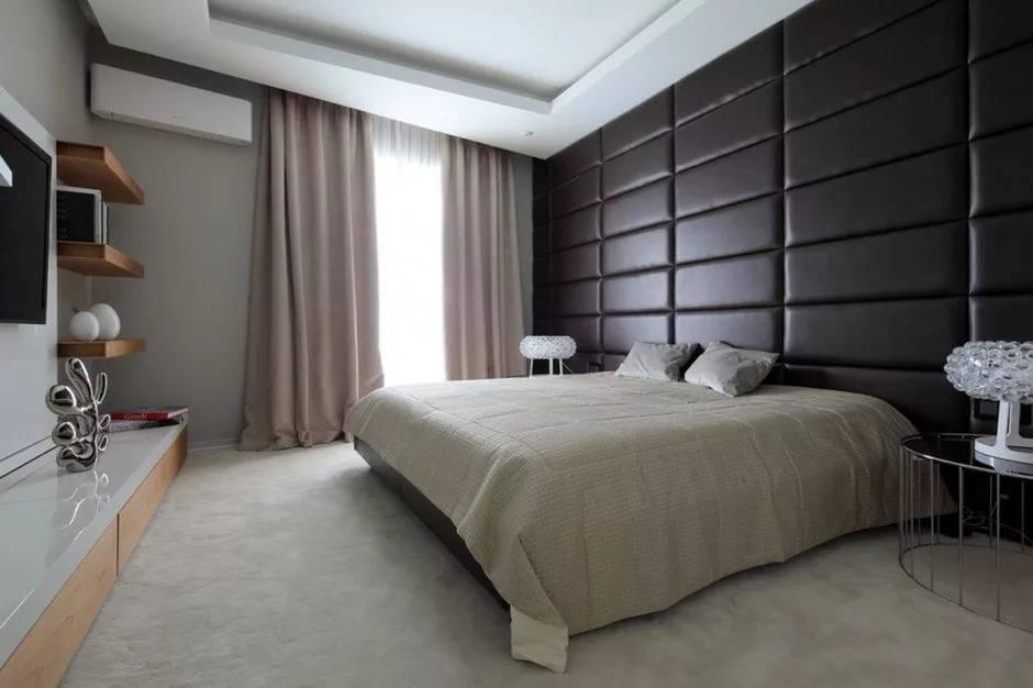 Ремонт спальни - 120 фото эксклюзивного дизайна в спальне