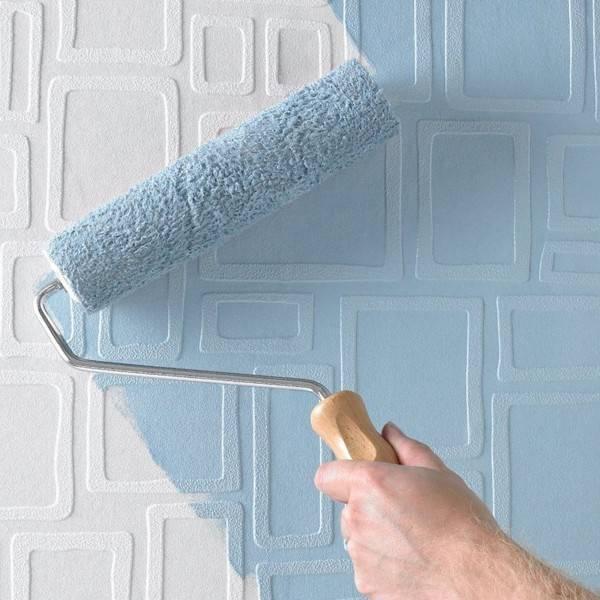 Покраска стен в комнате своими руками - mastack.ru