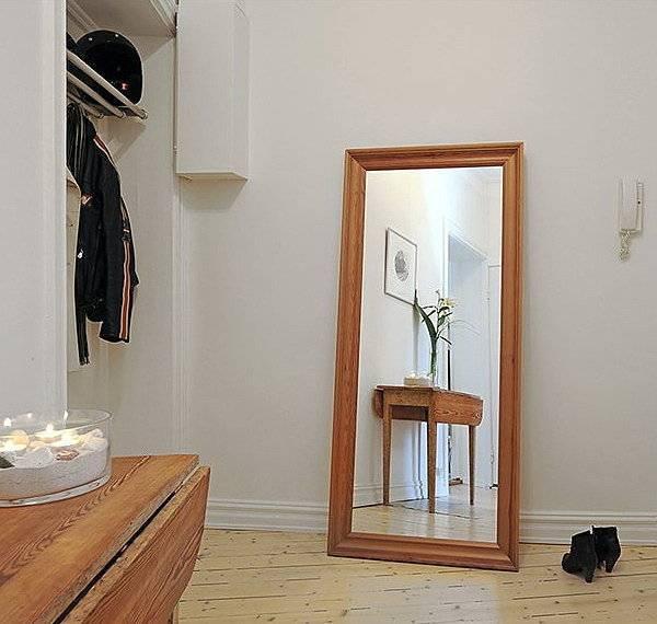 6 советов по выбору и размещению зеркал для прихожей