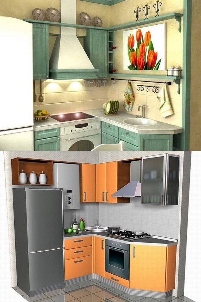 Фото кухонь эконом класса: выбираем красивую кухню