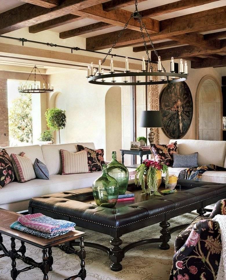 Колониальный стиль в интерьере: лучшие решения для вашего дома