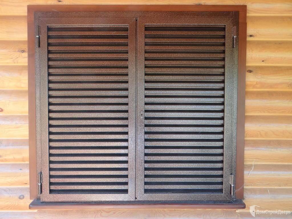 Ставни на окна своими руками (50 фото): декоративные в дачном доме, современные внутренние, старинная расписная створка