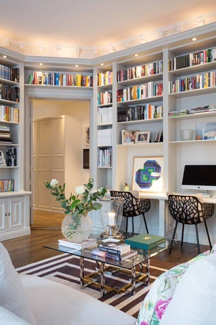 Что нужно знать о создании домашней библиотеки