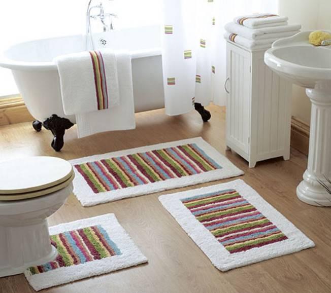 Коврик для ванной - как выбрать лучшие модели, особенности современных видов и подбор оптимальных материалов