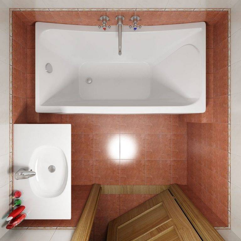 Дизайн ванной 2021 - лучшие идеи и тренды (55 фото)